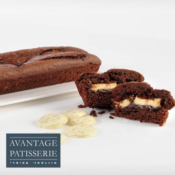 עוגת שוקולד ברולה