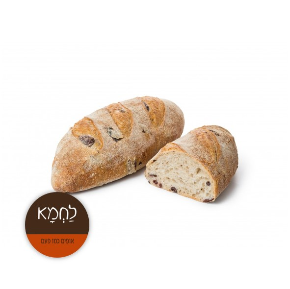 לחם זיתי קלמטה